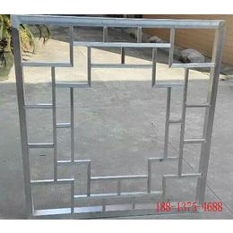 中式铝花格 铝合金花格 外墙装饰防盗铝花格缩略图