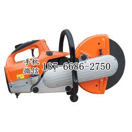 河南濮阳手提式汽油切割机 建筑消防多用切割机械 刻槽取样机
