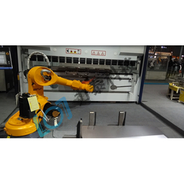 电液数控折弯机钣金折弯力泰科技机器人折弯系统集成