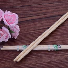 一次性竹筷双生筷定制 卫生环保竹筷logo定制