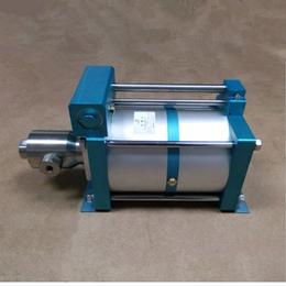超高压软管接头用气驱高压泵