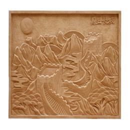 供应天目厂家直销艺术砂岩浮雕 自然柔润 纹理丰富 肌理细腻