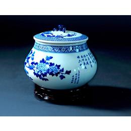 浮瑶仙芝陶瓷装古典茶叶