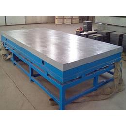 河北泊头   铸铁平板平台   防锈铸铁平板厂家