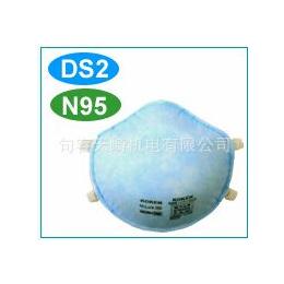 日本兴研防PM2.5防禽流感口罩HI350藤井机械代理低价