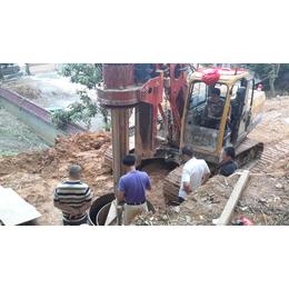佛山市海峨桩工旋挖钻机房屋基建打桩厂家直销