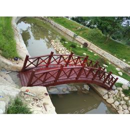防腐木小桥系列