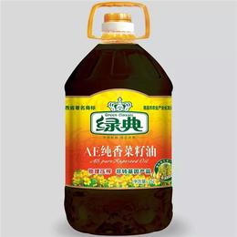 绿典茶油 AE纯香菜籽油 5L