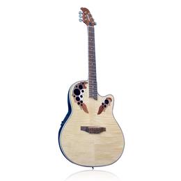 悠乐美民谣吉他和古典吉他的区别