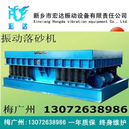 振动落砂机 铸造专用砂箱 宏达三维振动平台