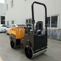 小单轮座驾式小型压路机 座驾式小型压路机压实机械
