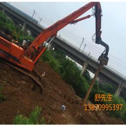 拉森止水钢板桩施工工程