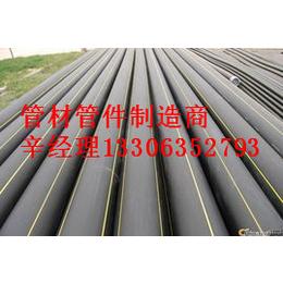 山西省吕梁市煤层气专用管材管件新国标HDPE燃气管材管件