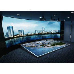 榆林市互动投影沙盘 建筑沙盘 多媒体沙盘专业设计公司图片