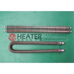 上海昊誉机械供应u型翅片加热管220V 不锈钢翅片式电热管