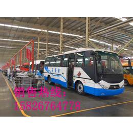 东风超龙9米大巴教练车A1照多少钱厂家在哪儿