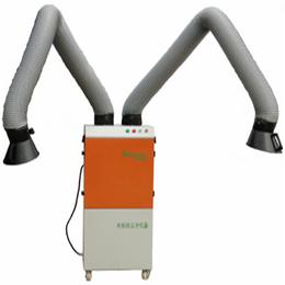厂家供应 焊烟净化器   双臂式焊烟净化器定制