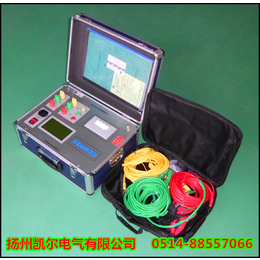 全自动三相电容电感测 试仪 真彩屏幕 中文菜单 数据打印