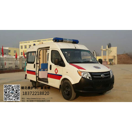 辽宁东风御风120急救车价格报价18372218820