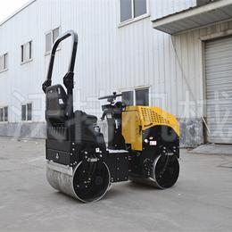 小型轧道机自动压实 直销现货座驾式震动小型压路机