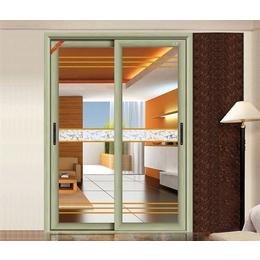 卧室可以用推拉门吗、富丽装璜(在线咨询)、松滋推拉门