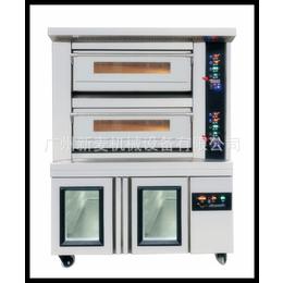 SM-822+10F燃气烤箱带发酵箱