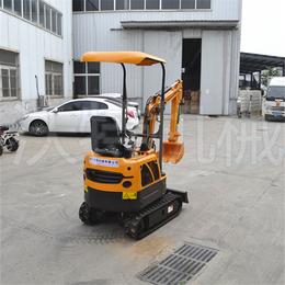 贵州微型农用挖掘机设计新颖 座驾式小型挖掘机的质量