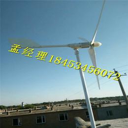 新疆晟成厂家直销永磁风力发电机500w安装简单 携带方便