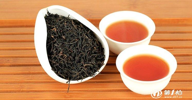江西茶叶品牌红茶