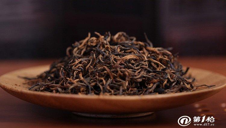 一红四绿江西茶红茶