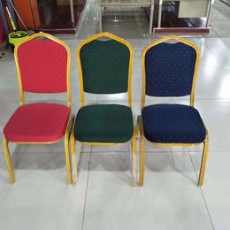 酒店家具宴会椅将军椅婚庆椅皇冠餐厅椅子饭店圆桌椅酒店椅子缩略图
