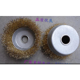 碗型钢丝轮/碗形钢丝轮/除锈钢丝轮/角磨配件