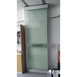 深圳活动玻璃隔断 办公室玻璃墙专业厂家定制+安装