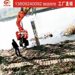 液压打桩锤 挖掘机高频振动锤-东奕厂家