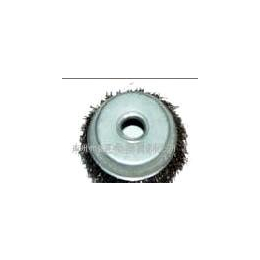 孔碗型刷钢丝轮(图)