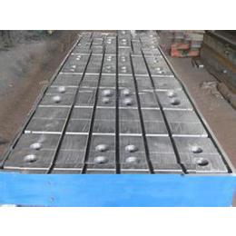 华威发动机试验平板   试验防锈平台  铸铁平板   厂家
