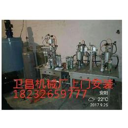 发泡胶填缝剂专业灌装机