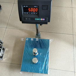 山东电子台秤45-60厘米100公斤