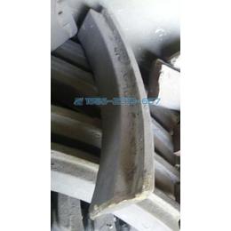 供应亚博国际版DF4B带轮缘铸铁闸瓦质量稳定
