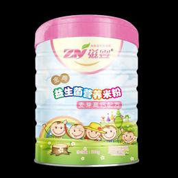 滋婴益生菌营养麦芽高钙米粉缩略图