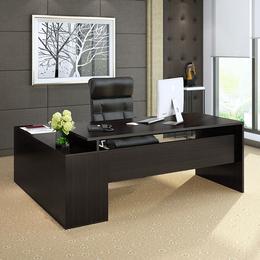时尚办公家具老板桌大班台主管桌经理桌行政办公桌简约现代缩略图