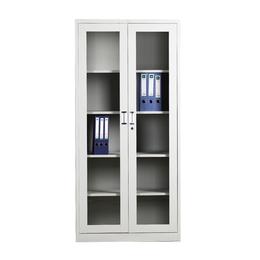 新款钢制办公室文件柜铁皮柜档案柜资料柜书柜凭证柜带锁储物柜子