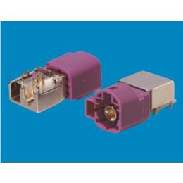 汽车Lvds接口HSD连接器大众USB插座HSD连接器生产厂