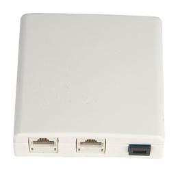 耦合器三口光纤桌面盒