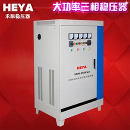 工业设备补偿式稳压器SBW-250KVA紫铜线圈稳压器