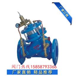 YX741X活塞式可调减压稳压阀常温大口径水力阀全国供应商