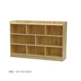 江西幼儿园实木玩具柜B款