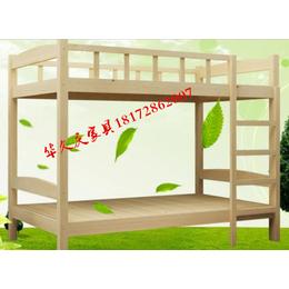 订制寺院寮房床学校学院上下铺实木床订做
