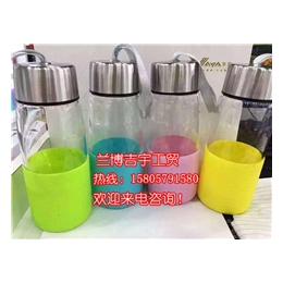玻璃杯供应商|兰博吉宇工贸(在线咨询)|义乌玻璃杯
