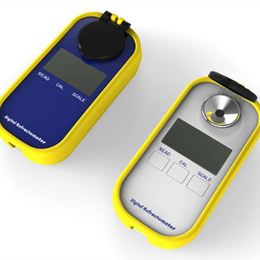 楚一测控手持式数显切削液浓度计-切削液折光仪